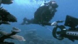 Zhytje në thellësitë nënujore me anë të internetit