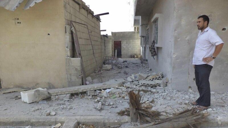 Thousands Flee Fierce Fighting in Aleppo, UN Says