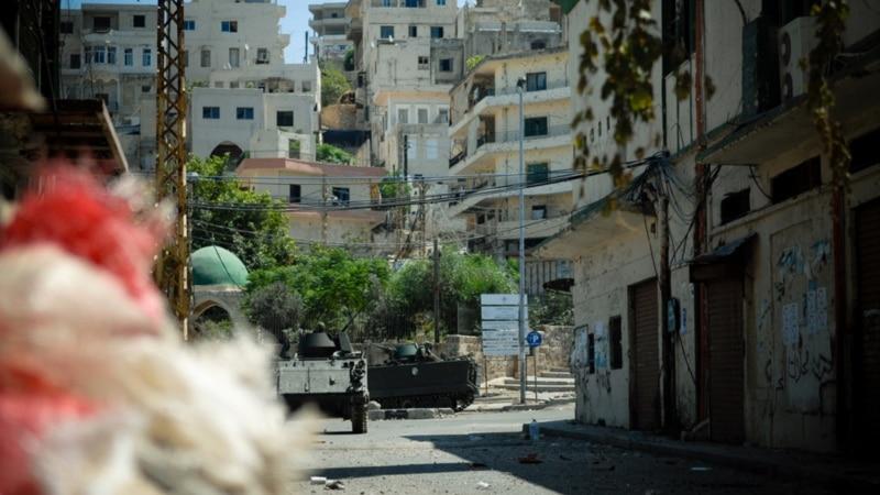 Tripoli's Syria Street Separates Sectarian Clashes