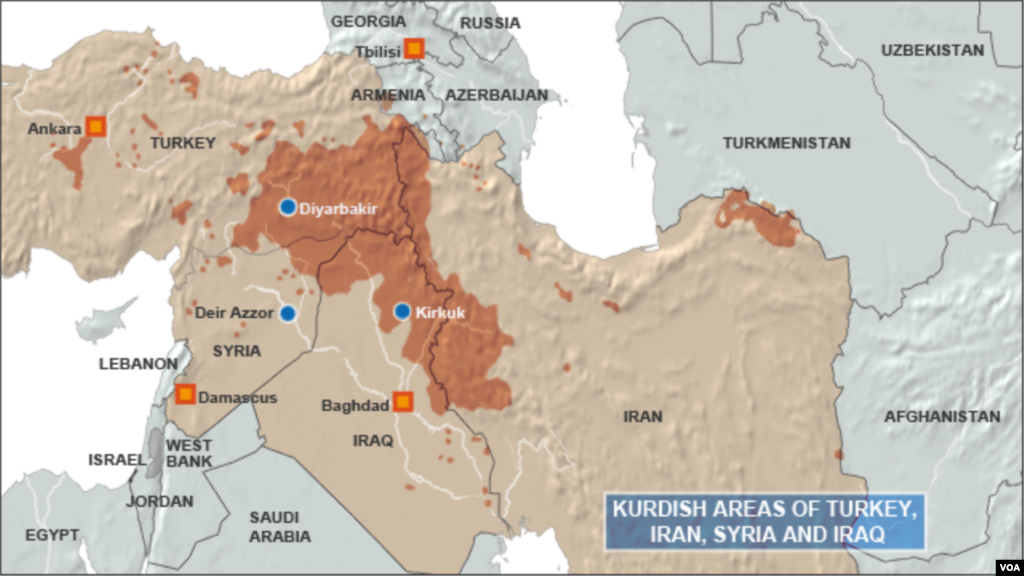 Religious Minorities Find Sanctuary in Kurdistan