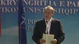 Berisha në ceremonitë përkujtimore për Kryengritjen e Postribës