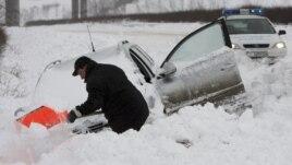Ukrainë: 83 të vdekur nga i ftohti