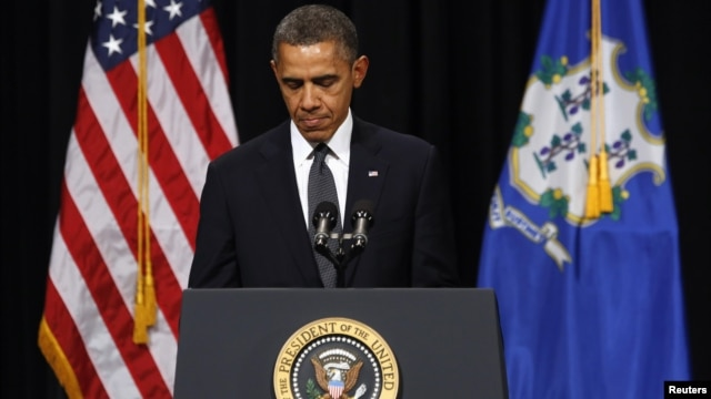 Is There a Way to Prevent Random Acts of Violence?, President Obama Visits Newtown, Conn., Speaks at Vigil