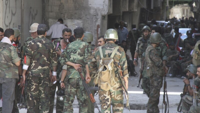 48 Iranians Kidnapped in Syrian Capital