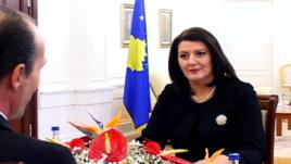 Jahjaga: Pavarësia e Shqipërisë u fitua në Kosovë .