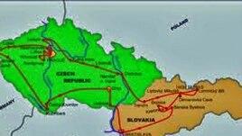 Çekët dhe sllovakët shënojnë 20 vjetorin e ndarjes