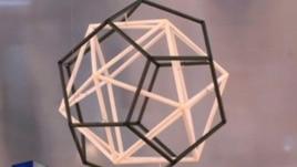 Skulptori paraqet bukurinë e matematikës
