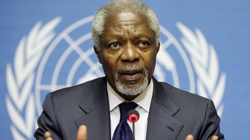 UN Syria Envoy Resigns