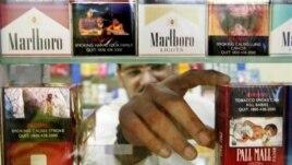 Paketimi i cigareve dhe ndikimi tek parandalimi i duhanit