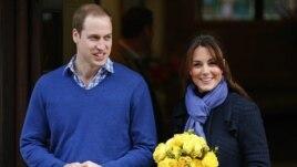 Bashkëshortja e Princit William del nga spitali