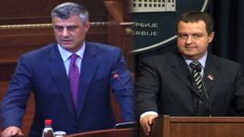Tensione në prag të takimit Thaçi-Daçiç