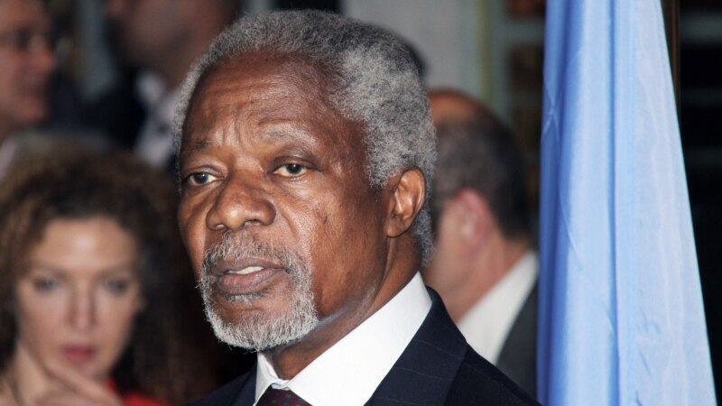 Annan Leaves Syria Without Government Steps to Implement Plan