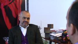 Intervistë me kryetarin e Partisë Socialiste të opozitës, Edi Rama