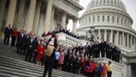 Numër rekord grash zgjidhen në Kongres