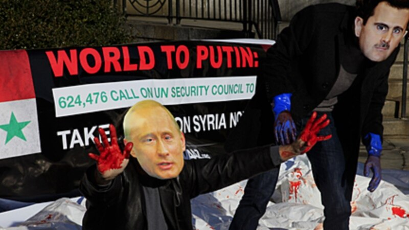 Analysts Discuss Russia's Role in Syria