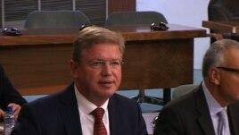 Komisioneri i BE-së Fule në Prishtinë