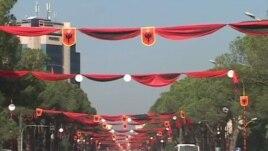 Festa e Pavarësisë në Tiranë