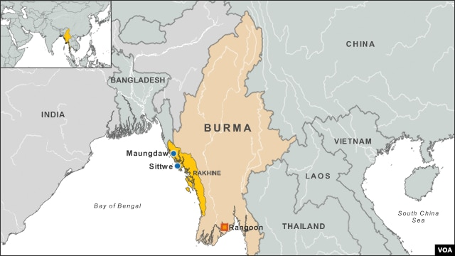 DADB2E24-1C30-40F6-832E-315A23AC260D_w640_r1_s - Burma Sentences UN Staff to Prison for Rakhine Violence  - Asia   Middle East