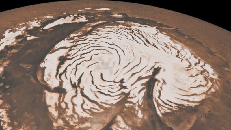 Ученые исследуют кусок марсианской породы, найденный в Сахаре