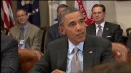 Reagime të përzjera për zgjedhjen e Obamës