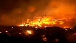 50 shtëpi të shkatërruara nga zjarri në Nju Jork