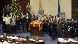 SHBA dhe BE, shqetësim për zhvillimet në Maqedoni